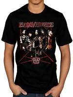 Official Black Veil Brides Do It T-Shirt Rock Inferno Skull Wild Ones Band BVB