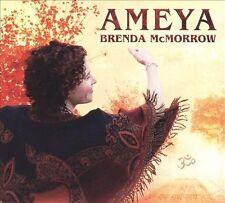 FREE US SH (int'l sh=$0-$3) ~LikeNew CD Brenda McMorrow: Ameya