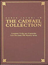 THE CADFAEL COLLECTION 13 Disc DVD Box Set DEREK JACOBI Acorn Media PBS Mystery