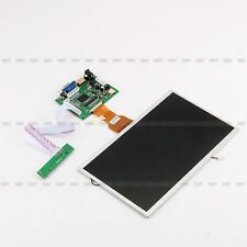 "10.1"" 1024*600 LCD Module Display Monitor HDMI VGA Driver Board for Raspberry Pi"