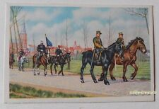Image CHROMO COTE D'OR Collection FOLKLORE BELGE N°39 - LEMBECQ Marche Militaire