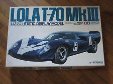 Tamiya 1/12 Lola -70 Mk.III