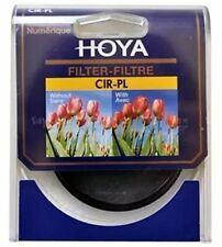 HOYA 55mm CPL PL-CIR Ultra-thin Ring Circular Polarizer fit for SLR Camera Lens