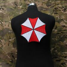 Resident Evil Umbrella  Logo Big Back Of The Body Embroidery Patch Suit