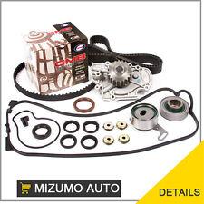 Fit 90-97 Honda Isuzu 2.2L SOHC F22A F22B Timing Belt Kit Water Pump Valve Cover