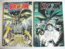 RAGMAN: CRY OF THE DEAD #'s 1 & 2 (AUG/SEP 1993), VF/NM