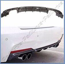 Performance Look Carbon Fiber Diffuser Fit 12-15 F30 328i 335i 4DR M-Tech Bumper