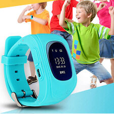 KIDS GPS Smart Watch Children Intelligent Locator Tracker Anti-Lost Smartwatch