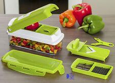 Nicer dicer plus affettatutto tagliatutto frutta e verdura affettatrice