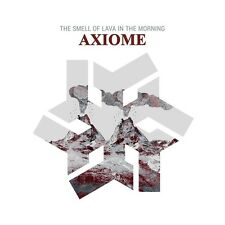 AXIOME The smell of Lava in the Morning CD 2014 ant-zen