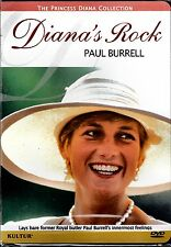 NEW DVD // PRINCESS DIANA // DIANA'S ROCK // PAUL BURRELL // ROYAL BUTLER