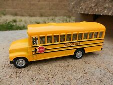 5 INCH LONG = SCHOOL BUS *DIECAST* TOY! NEW!