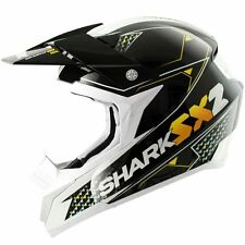 Casque Moto Cross SHARK SX2 Taille XS 53-54 Neuf Enduro Cross Scooter Quad Dirt