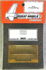 "Reheat 1/72 RBF ""Remove Before Flight"" Tags Photo-Etched Upgrade Detail Set"