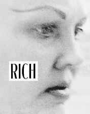 Rich and Poor by Jim Goldberg (2014 hc/dj) PHOTOGRAPHY ~ photodocumentary NEW