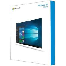 Microsoft Windows 10 Home 64 Bit System Builder OEM KW8-00140
