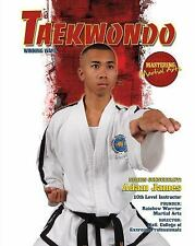 TAEKWONDO - NEW HARDCOVER BOOK