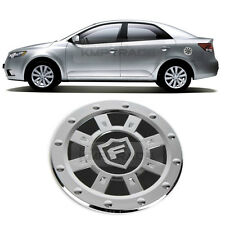 Chrome Fuel Gas Tank Door Cap Cover Trim K-155 for KIA 2008-2012 Cerato Sedan