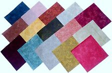 "60 5"" TIC TAC Fabric Squares  by Andover15 different colors-4 each/-Designer"
