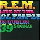 R.E.M. live at the Olympia   super deluxe box set , new and sealed