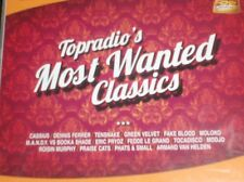 TOPRADIO'S MOST WANTED CLASSICS (3 CD - 2012) Dennis Ferrer, Fake Blood...