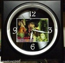 JIMI HENDRIX COLLECTOR'S WALL CLOCK