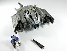 Autobot Ark with Roller TRANSFORMERS DOTM Cyberverse Dark of Moon space station