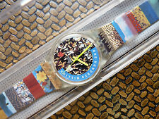 SWATCH SWATCH THE PEOPLE GZ126 (LEER)