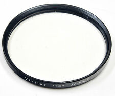 VIVITAR UV/Haze 77mm Filter