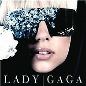 LADY GAGA CD Album  THE FAME Orig 2009 EXCELLENT Cond 16 trax Inc. 2 BONUS + ECD