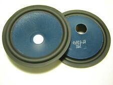 """Pair 8"""" Paper Cones - Speaker Parts - 45819-23-397"""