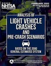 Analysis of Light Vehicle Crashes and Pre-Crash Scenarios Based on the 2000...