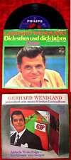 Single Gerhard Wendland: Dich sehen und Dich lieben (Philips 384 598) D
