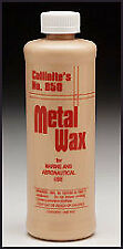 Collinite No. 850 Liquid Metal Cleaner - Wax Marine, Auto, Aeronautical