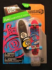 NEW! TECH DECK Sector Nine 6/6 FunDamentals Series Finger board Display Stand
