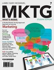 New, Engaging Titles from 4LTR Press Ser.: MKTG by Carl McDaniel, Joe F. Hair an