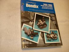 1980-1989 Bendix Hydraulic Brake Parts Catalog
