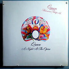 QUEEN~A NIGHT AT THE OPERA~ULTRA-RARE SEALED ORIG '75 ELEKTRA LP w/STICKER