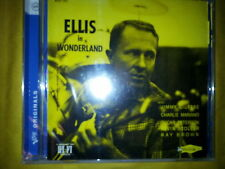 HERB ELLIS - ELLIS IN WONDERLAND (J. GIUFFRE C. MARIANO...). SEALED CD.
