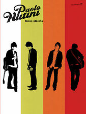 These Streets Paolo Nutini Pop Rock Piano Voice Guitar SONGS FABER Music BOOK