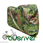 Long Life Camouflage Waterproof Sport Bike Bicycle Cover UV Rain Dust Protection