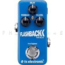 TC Electronic Flashback Mini Delay Echo Guitar Electronics Effects Pedal - NEW