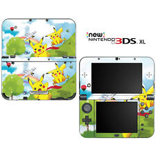 Pokemon Pikachu for New Nintendo 3DS XL Skin Decal Cover
