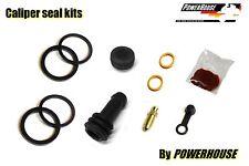 Kawasaki GPX 250 R 87-95 rear brake caliper seal kit EX F1-9 1987 1988 1989 1990