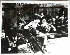 """OUR GANG Autograph 8x10 Photo signed by Larry """"Butch"""" Boyd- FREE S&H (LHAU-772)"""