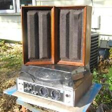 Pannasonic AMFM Stereo Radio & Phonograph Refurbished 1960's  70's Era