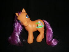 G3 My Pony Island Rainbow - 2005 Little Shimmer ponis (2016A)