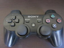PS3 Controller Dualshock 3 SIXAXIS Black Wireless Sony USB