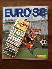1 Cromo  Fútbol Eurocopa 1988 Edic Panini