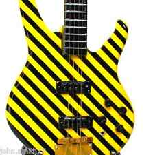 Miniature Guitar Tim Gaines Stryper Headless Bass Signature